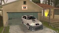 BMW M3 Hamman Street Race para GTA San Andreas
