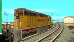 Locomotiva SD 40 Union Pacific