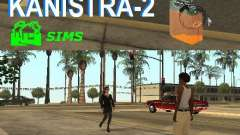 GTA SA SIMS real para GTA San Andreas