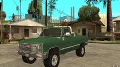 GMC Sierra 1986 para GTA San Andreas