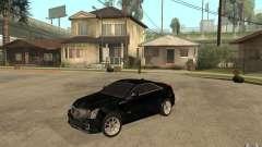 Cadillac CTS V Coupe 2011 para GTA San Andreas