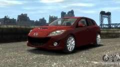 Mazda Speed 3 2010