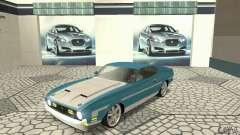 Ford Mustang Mach 1 1971 para GTA San Andreas