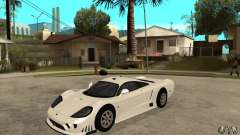 Saleen S7 Twin Turbo para GTA San Andreas