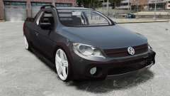 Volkswagen Saveiro Cross Edit