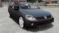 Volkswagen Saveiro Cross Edit para GTA 4