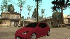 Peugeot 206 GTI CebeL Tuning para GTA San Andreas