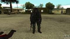 Roach from CoD MW2 para GTA San Andreas