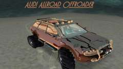Audi Allroad Offroader para GTA Vice City