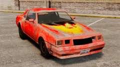 Pássaro de fogo para GTA 4