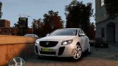 Vauxhall Insignia v1.0 para GTA 4