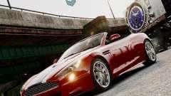 Aston Martin DBS Volante 2010 v1.5 Bonus Version