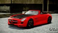 Mercedes-Benz SLS Roadster 2012 HAMANN HAWK AMG