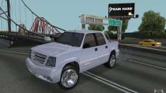 Cavalgada FXT do GTA 4 para GTA San Andreas