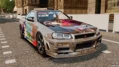 Nissan Skyline GT-R NISMO S-tune