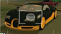 Bugatti Veyron Super Sport final