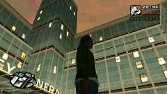 Novo hospital de texturas em Los Santos para GTA San Andreas