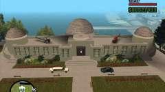A casa da colina para GTA San Andreas