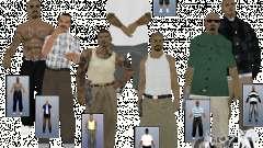 V 0.2 peles PCH civil para GTA San Andreas