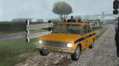 POLÍCIA DE TRÂNSITO VAZ 21016 para GTA San Andreas