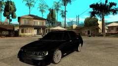 Ajuste de Penza VAZ 2110 para GTA San Andreas