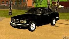 Volga GAZ 3110 sedan para GTA San Andreas