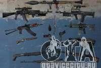 Armas de Pak de s. l. a. t. k. e. R