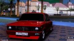 VAZ-2107 carro tuning