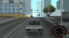 Speedo Skinpack FLAMES para GTA San Andreas
