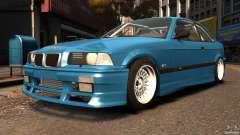 BMW M3 E36 FSC