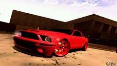Shelby GT500 KR para GTA San Andreas