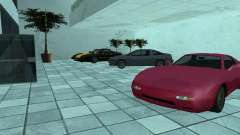 Mais carros a motor show em Dougherty