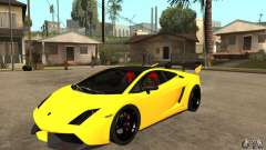 Lamborghini Gallardo LP570 Super Trofeo Stradale para GTA San Andreas