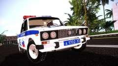 VAZ 2106 polícia v 2.0