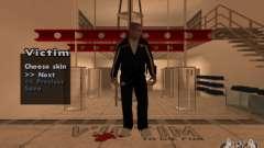 Nova máfia russa de pele # 1 para GTA San Andreas