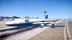 Pan Am Conversion para GTA 4