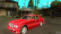 Bentley Arnage T para GTA San Andreas