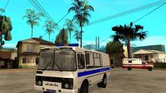 Polícia de PAZ 3205