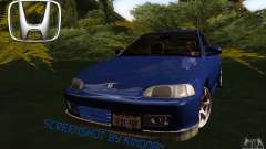 Honda Civic EG5 para GTA San Andreas
