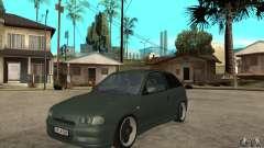 Opel Astra GSI 1993 Custom