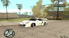Porsche 911 Turbo S Tuned para GTA San Andreas