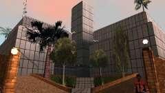 O novo hospital em Los Santos