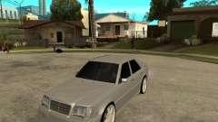 Mercedes-Benz W124 E500 95 para GTA San Andreas