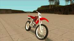 Honda CRF450R Extreme Edition FINAL para GTA San Andreas
