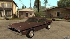 Dodge Challenger R/T Hemi 426 para GTA San Andreas