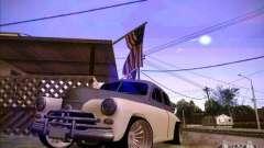 GAZ m 20 vencendo 1956