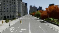HD Roads 2013 para GTA 4