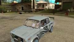 2101 VAZ carro tuning