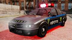Polícia Monster Energy