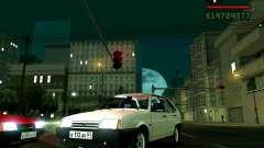 Vaz-2109 para GTA San Andreas